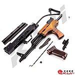 點一下即可放大預覽 -- 利成 LCT AIMS Wood Conversion Kit 電動槍套件組