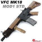 點一下即可放大預覽 -- 沙色~VFC MK18 MOD1 STD 電動槍,電槍