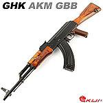 特價!【展示品出清特惠$10888】GHK AKM GKM GBB 全金屬瓦斯長槍,瓦斯槍