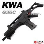點一下即可放大預覽 -- M140 升級版~KWA/KSC G36C 電動槍,電槍(刻字槍身,三代金屬 9mm BOX)