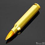 點一下即可放大預覽 -- 正美製 5.56 x 45 NATO 金屬裝飾彈,子彈(1顆)