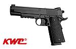 點一下即可放大預覽 -- 新版~KWC SIG GSR 1911 CO2 全金屬 直壓槍(KC42ZDHN),手槍,BB槍