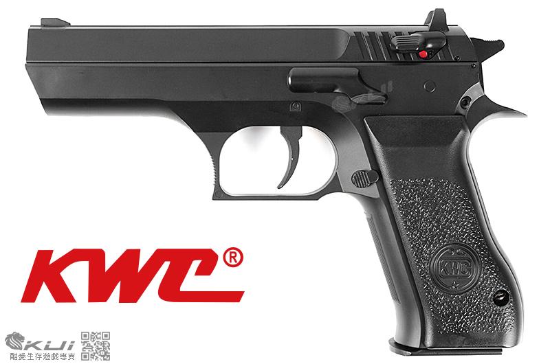KWC 941 小沙鷹 CO2槍(KC43DHN)~134m/s,直壓槍,手槍,BB槍
