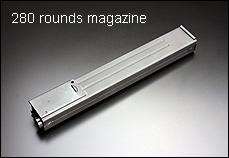 SRC MP40 金屬彈夾,彈匣(280連)