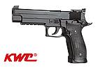 點一下即可放大預覽 -- 新版~KWC SIG X5 P226 全金屬 CO2 直壓槍(KCB74),手槍