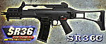點一下即可放大預覽 -- 免運!SRC G36C SR36C 三代電動槍,電槍,BB槍,長槍(GE-0636 III)