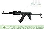 利成 LCT TKMS AK AEG 全鋼製電動槍,電槍,長槍,BB槍(Ver.NV)