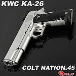 �I�@�U�Y�i��j�w�� -- �Ȧ�~KWC KA-26 COLT NATION.45 ��ԪŮ��j�A�Ů�j�ABB�j