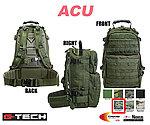 點一下即可放大預覽 -- ACU~警星 G-Tech 軍警戰術裝備 G-T攻擊型背包,雙肩背包,旅行包,戶外登山包,通勤包,收納包