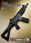 點一下即可放大預覽 -- 黑色~運動版~一芝軒 ICS SG-552 COMMANDD 電動槍,電槍(ICS-252)