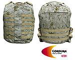 點一下即可放大預覽 -- 數位沙漠~警星 軍警戰術裝備 M.O.D. 戰術抗彈裝備背心式貼身袋(生存遊戲用,彈匣袋,裝備袋)