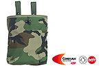 點一下即可放大預覽 -- 叢林迷彩~警星 軍警戰術裝備 腰掛彈匣回收袋,雜物袋,掛包,收納包,收納袋,工具袋