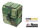 點一下即可放大預覽 -- 叢林迷彩~警星 軍警戰術裝備 M60 機槍 7.62mm 彈袋,彈匣袋,彈夾袋,收納袋(CORDURA 材質)