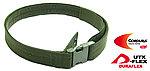 點一下即可放大預覽 -- XL號~OD綠~警星 軍警戰術裝備 BDU 專用內腰帶(軍裝,軍服,生存遊戲專用)