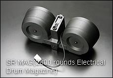 特價!SRC SR4 M4 2300連發電動彈鼓,彈匣,彈夾(SM4-93)