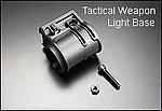 點一下即可放大預覽 -- SRC SR47 AK 戰術手電筒座,夾具(SAK-66)