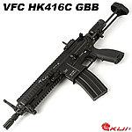 點一下即可放大預覽 -- 2015年新版~VFC HK416C GBB 瓦斯氣動槍,瓦斯槍,長槍,BB槍(仿真可動槍機~有後座力)