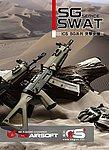 點一下即可放大預覽 -- 沙色~一芝軒 ICS SG-552 Commando 短管突擊歩槍,電動槍,電槍(ICS-54)