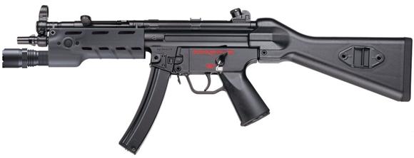 一芝軒 ICS MP5 CES A4 槍燈護木戰術衝鋒槍 ,一槍2匣 ,電動槍(ICS-111)
