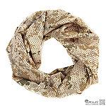 點一下即可放大預覽 -- 數位沙漠網狀圍巾、頭巾~可當偽裝網使用