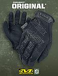 點一下即可放大預覽 -- XL號 黑色~Mechanix The Original Covert 戰術強化手套(正品)