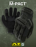 點一下即可放大預覽 -- XL號 黑色~Mechanix M-Pact Covert 戰術強化手套(正品)