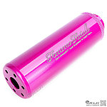 點一下即可放大預覽 -- 粉紅色~怪怪 G&G SS-100 美國版滅音管,消音管(14mm 逆牙)(G-01-042)