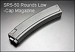 點一下即可放大預覽 -- SRC MP5 50連無聲彈匣(SR5-02)