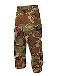 點一下即可放大預覽 -- XL 叢林迷彩 TRU-SPEC TACTICAL RESPONSE 戰術軍裝褲,長褲,休閒褲