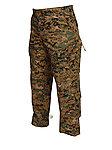 點一下即可放大預覽 -- XS 叢林數位迷彩 TRU-SPEC TACTICAL RESPONSE 戰術軍裝褲,長褲,休閒褲
