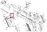 點一下即可放大預覽 -- KJ MK1 出氣閥固定座O環B(零件編號 #62)