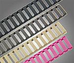 點一下即可放大預覽 -- 粉紅色~怪怪 G&G RIS 梯型護片(四入)(G-03-125-3)