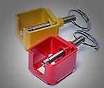 點一下即可放大預覽 -- 紅色~怪怪 G&G 槍口安全栓 V2(G-07-037-1)