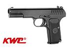 點一下即可放大預覽 -- 新版~KWC TT33 TT-33 黑星 托卡列夫 全金屬 CO2 直壓槍(單擊式機構)(KC45DHN),手槍