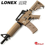 �I�@�U�Y�i��j�w�� -- LONEX �_�� �F�� 10.5�T M4 CQB AEG �q�ʺj�A�B�j�A��j(L4-01T)
