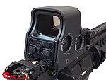 點一下即可放大預覽 -- 傑電 HurricanE  XPS3 / 551 快速瞄準器 ,快瞄鏡,內紅點(紅綠光)