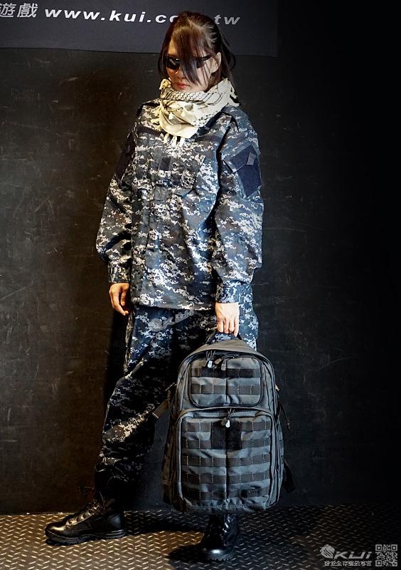 2XL號 海洋數位迷彩(潛艇數位) BDU特戰版套服,迷彩服,戰鬥服,休閒服,軍裝(衣服+褲子)