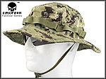 點一下即可放大預覽 -- AOR2 迷彩~EMERSON 愛默生 奔尼帽,圓邊帽,闊葉帽,漁夫帽,釣魚帽,遮陽帽,帽子,圓帽,擴邊帽