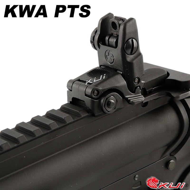 即將絕版!KWA MAGPUL PTS RM4 ERG CQB 電動槍,電槍(無彈斷電設計,有後座力)