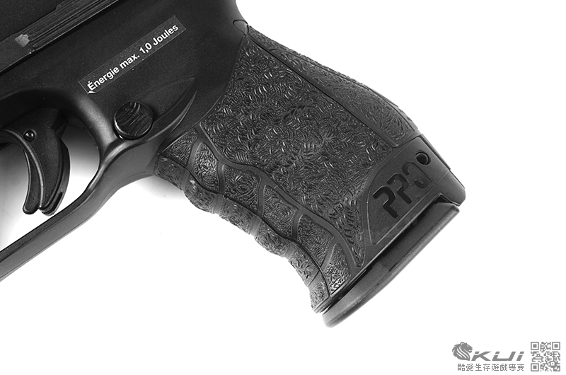 熱銷款 Walther VFC PPQ M2 GBB 瓦斯槍,警用手槍