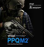 點一下即可放大預覽 -- 華瑟 PPQ M2 GBB 瓦斯槍,手槍(亞洲版)