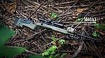 點一下即可放大預覽 -- 亞洲版 OD綠色~VFC M40A3 狙擊槍,手拉空氣槍
