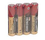 HENGWEI AA 3號 碳鋅電池,乾電池(4顆裝)