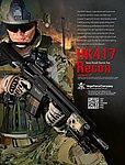 VFC Umarex HK417 Recon 16吋 AEG 伸縮托電動槍,長槍,BB槍