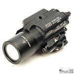 點一下即可放大預覽 -- 火麒麟 Fire Kylin X400 紅雷射+ LED 強光戰術槍燈+鼠尾開關~T2000U