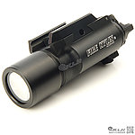 點一下即可放大預覽 -- 火麒麟 Fire Kylin X300 LED 強光戰術槍燈 + 鼠尾開關~T1100U