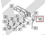 點一下即可放大預覽 -- KWC 1911 CO2 插梢(#E03)
