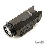 點一下即可放大預覽 -- Night Evolution 快拆式~APL 兩段光 LED 戰術槍燈,手電筒(長亮.爆閃)