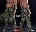 點一下即可放大預覽 -- L號 叢林色~蟒蛇迷彩 響尾蛇作戰褲,迷彩褲,長褲