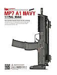 點一下即可放大預覽 -- VFC MP7A1 Navy 瓦斯氣動槍,瓦斯槍(亞洲版)